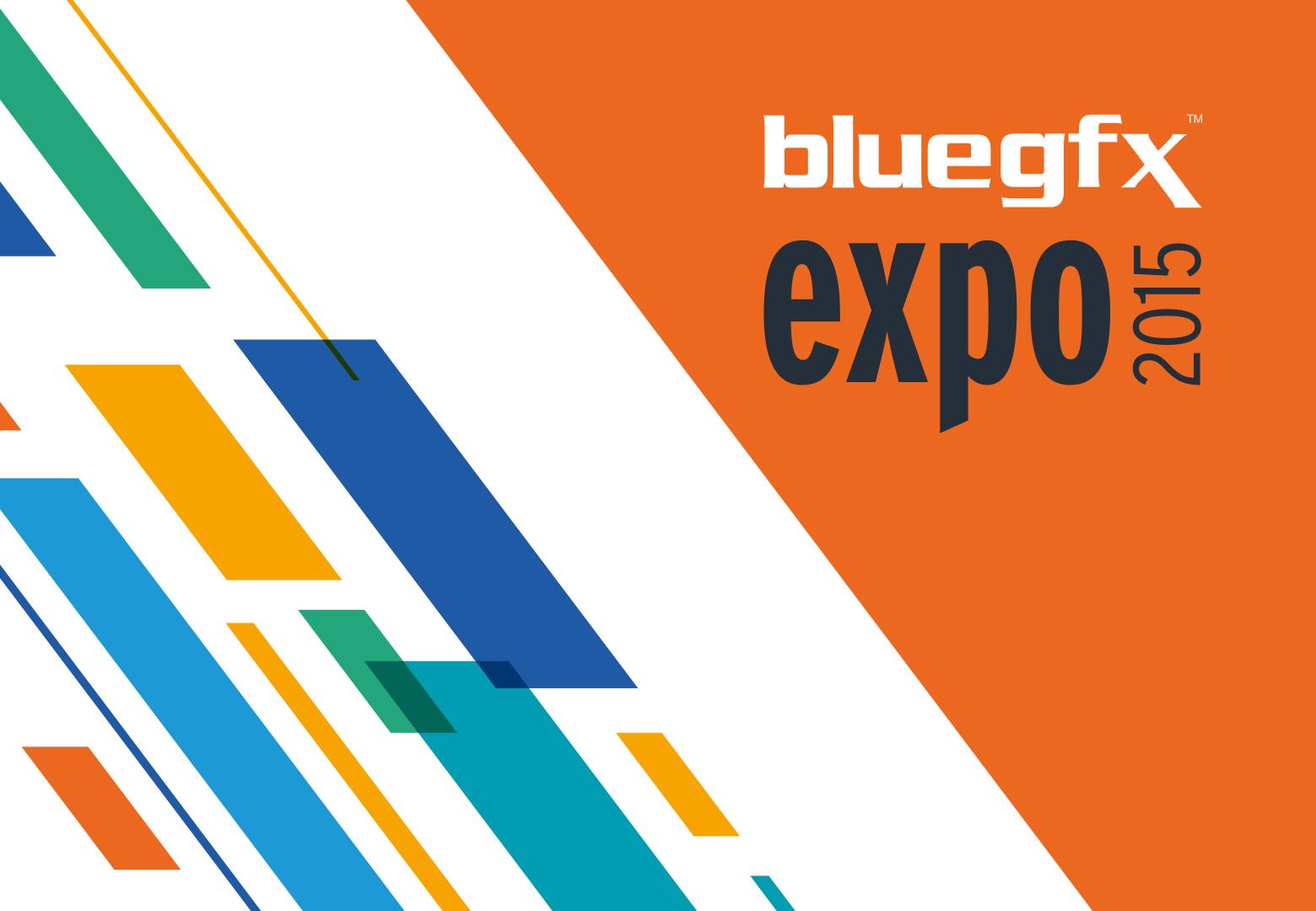 Blue GFX Expo